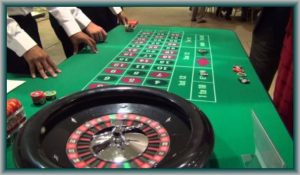 Gambling at the Roulette Table