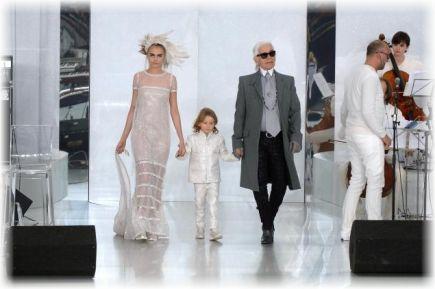 Lagerfeld's Fall 2015